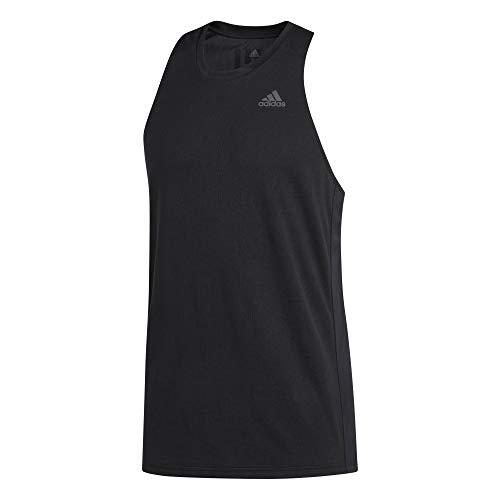 adidas Herren OWN The Run SNG Tank, Black, XL