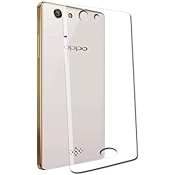 Lively Transparent Back Cover for Oppo Neo 5 1201(Transparent)