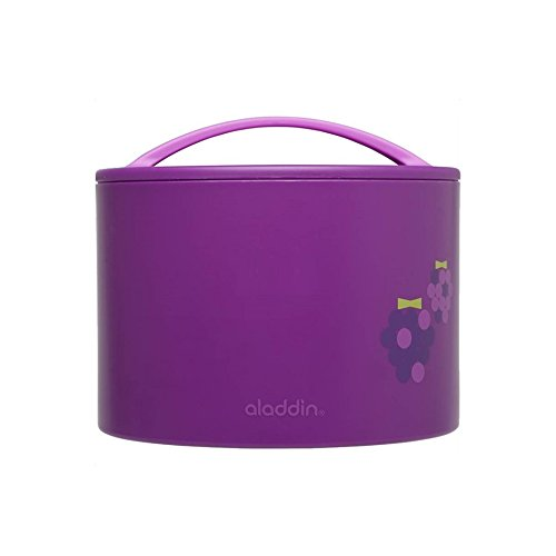 Aladdin 32434 Boîte à bento pour enfant Violet