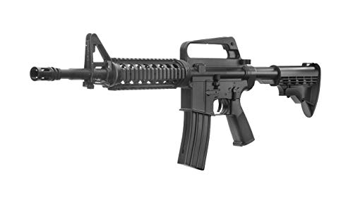 Well Fucile a Molla Airsoft M4 RIS 0,5 Joule MR700