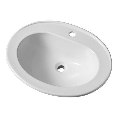 Vasque à encastrer NF