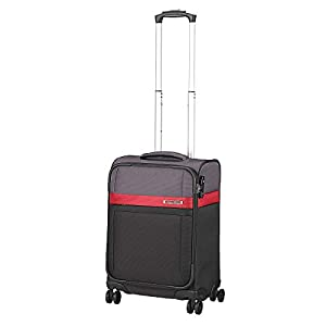Travelite Stream S Maleta con 4 ruedas multicolored