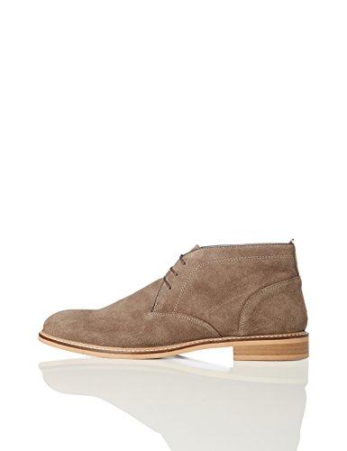 find. Herren Chukka Boots, Braun (Brown), 42 EU -