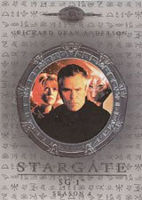 STARGATE SG 1: L'intégrale de la saison 4, DVD/BluRay
