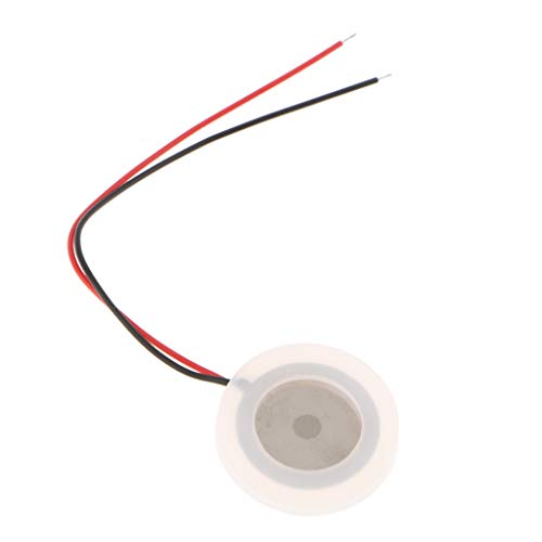 Herstellers Wandler (Homyl 16mm Ultraschall-Befeuchter Keramik-Zerstäuber Nebel-Hersteller piezoelektrische Wandler Befeuchtungs Zubehör)