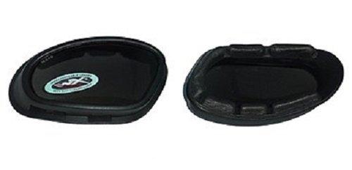 Wiley X V-Cut fumée Objectifs pour lunettes de natation