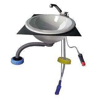 camping waschbecken mit pumpe heimwerker. Black Bedroom Furniture Sets. Home Design Ideas