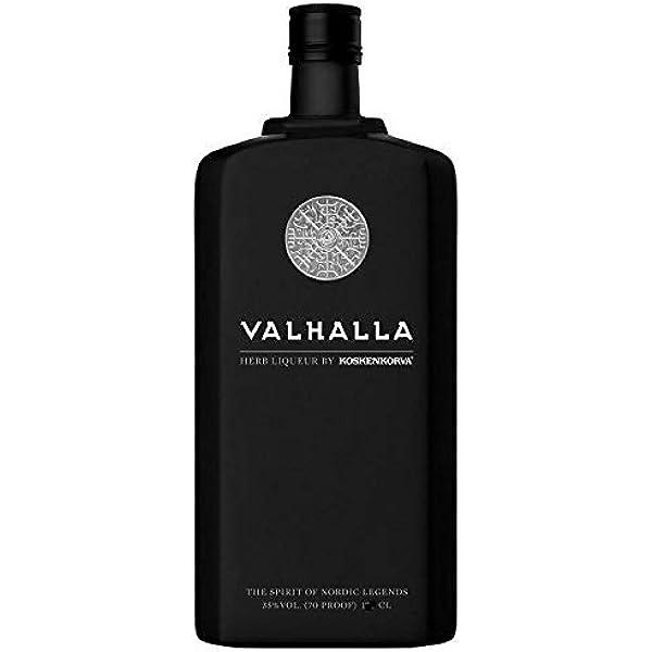 Assenzio valhalla 35% absinth, 1 l 17531