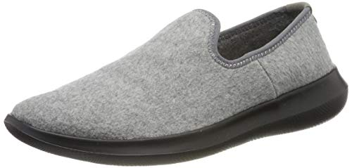Chung Shi Herren Duflerino Wool Slipper, Grau (Anthrazit 8891380), 45 EU