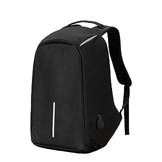 31Ad 5%2BqcuL. SS324  - Mochila Antirrobo, 15.6 Mochila de Seguridad USB Mochila para Ordenador portátil,Mochila Impermeable de Colegio Viaje Negocios Regalo para Estudiantes/Hombre/Mujer