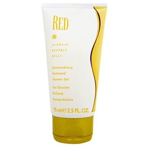 Giorgio Red Unboxed Shower Gel