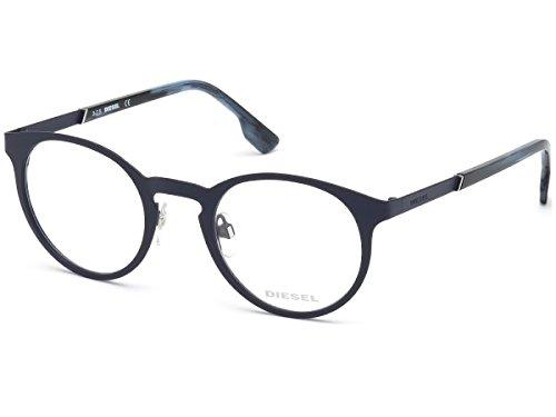 Diesel DL5200 C48 091 (matte blue / ) Brillengestelle