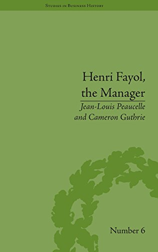Henri Fayol Biography Epub