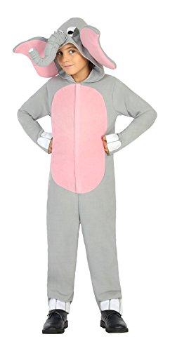 Atosa- Disfraz Elefante, 3 a 4 años (21419)