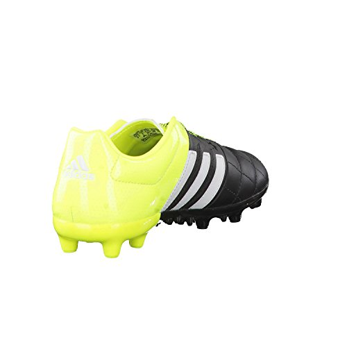 adidas - Football Boots - Ace 15.3 Firm Ground Boots - Black Cblack/Ftwwht/Syello