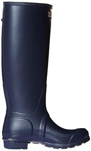 Hunter - Original Tall Classic, Stivali, unisex Blu (Navy)