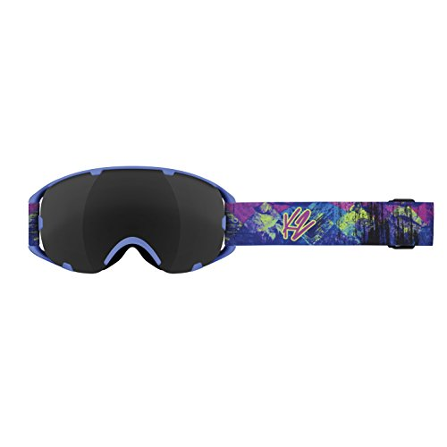 K2 Skis Skibrille Source Blue Party/Blackout, One Size