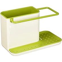 Joseph Joseph - Caddy Organizador de utensilios de cocina verde