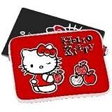"""Hello Kitty Funda para tablet 7"""", roja"""