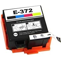 TRENDVISION T372 Photo Printer Ink Cartridge for Epson PM 520 Multi Color