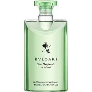 Bulgari Eau Parfumee Au The Vert Shampoo und Duschgel, 200 ml