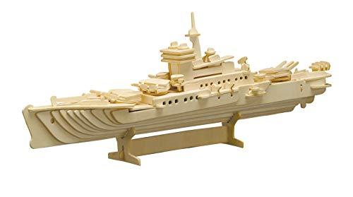 Pebaro 861 - modellino da costruire, in legno, incrociatore