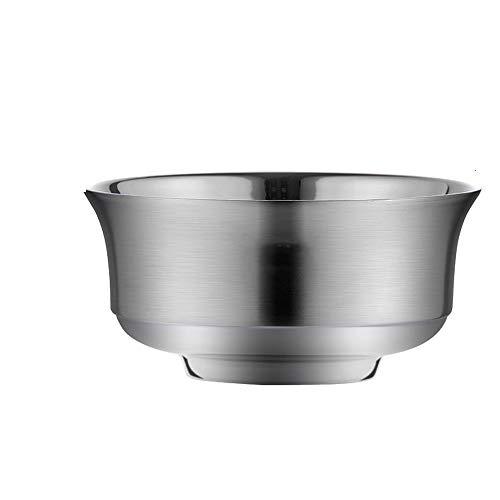 Dei qi ciotola per bambini sicura antiabrasione in acciaio inox antiruggine classico (size : 14cm)