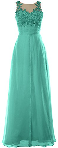 MACloth - Robe - Femme Turquoise