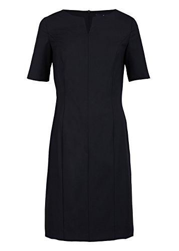 Daniel Hechter Damen 10280 700708 Kleid Nachtblau