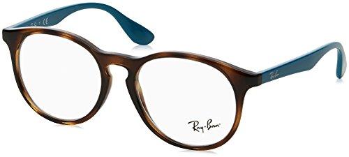 Ray-Ban Junior Unisex-Kinder 0RY 1554 3728 48 Brillengestelle, Braun (Havana),