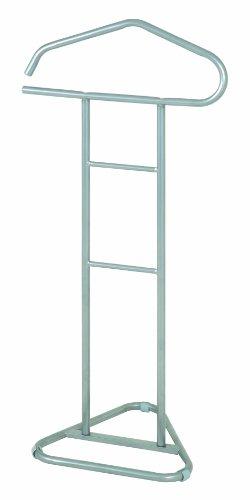 HAKU Möbel 81710 Herrendiener 49 x 35 x 108 cm, alu