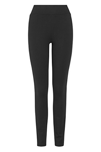 next Donna Leggings In Doppio Jersey Nero