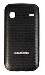 Copribatteria Samsung GT-S5660 Galaxy Gio Dark Silver
