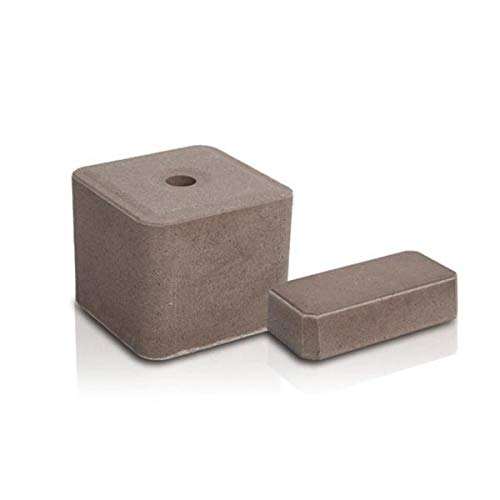 STRÖH Mineralleckstein 3er Sparpack 3 x 10kg rot