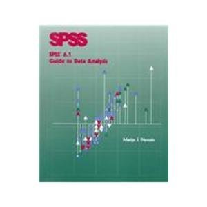 SPSS 6.1 Guide to Data Analysis