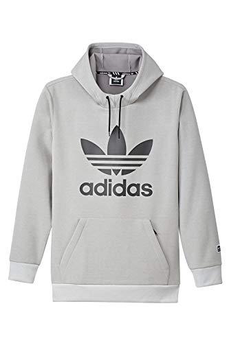 adidas Herren Kapuzenpullover Snowboarding Team Tech Fleece Pullover Adi Designs Fleece