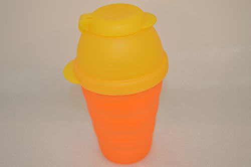 1a-Tupper-Schttelbecher-SHAKY-330-ml-orange-gelb