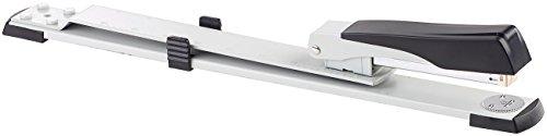 General Office Langarmhefter: Langarm-Heftgerät für 20 Blatt, bis DIN A3, Einlegetiefe bis 30 cm (Langhefter)