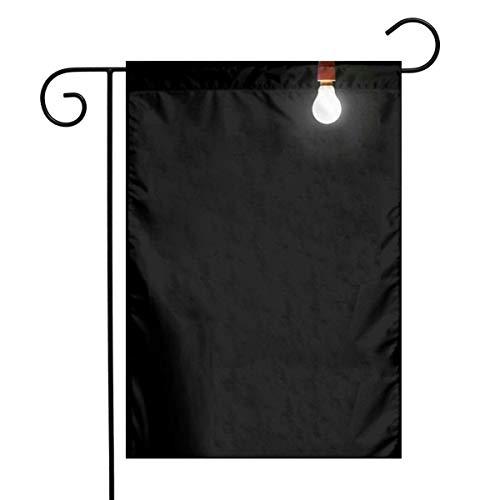 IconSymbol Dekorative Outdoor zweiseitige Garten Flagge Licht 30cm x 45cm Haus Hof saisonale Flaggen -