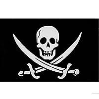 Pirate Flag - Jack Rackham Flag 5ft x 3ft