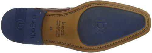 Bugatti U8107pr1w, Derby Homme Marron (cognac 644)