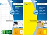 HERMA Etiketten weiß 96,5x67,7mm Premium A4 VE=200 Stück