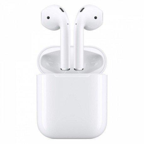 Auricolari apple airpods mmef2zm/a bluetooth white