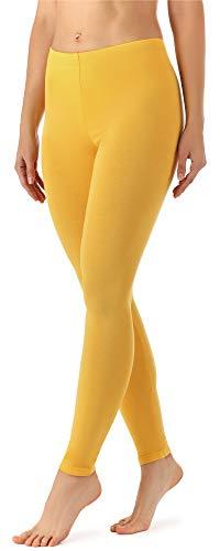 Leggins Amarillos mujer, leggins deportivos (Amarillo)
