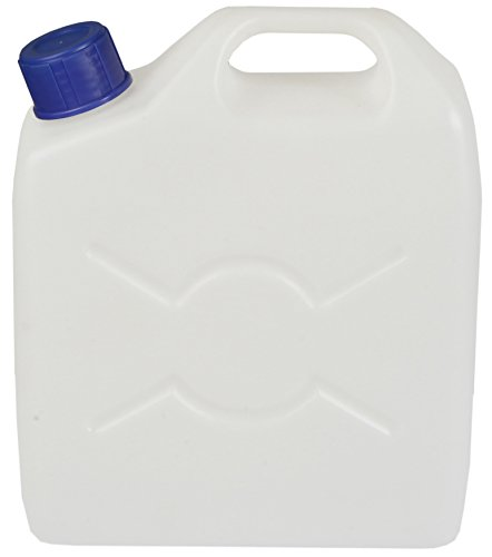 Inpress Plastics 1410 Outdoor Water Container available in Transparent - 5 Litres