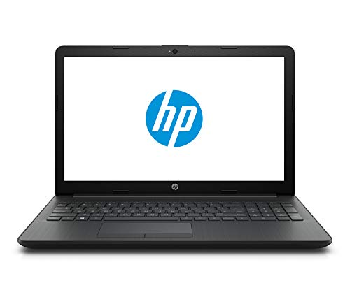 HP 15 Core i3 7th gen 15.6-inch Laptop (4GB/1TB HDD/DOS/Sparkling Black /2.04 kg), 15q-ds0016TU