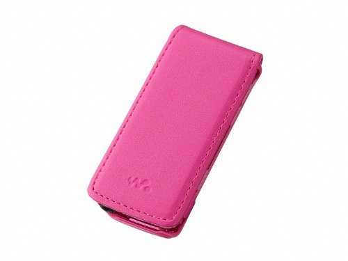 Sony Walkman Soft Case für nw-e050Serie | cks-nwe050Pink (Japan Import)