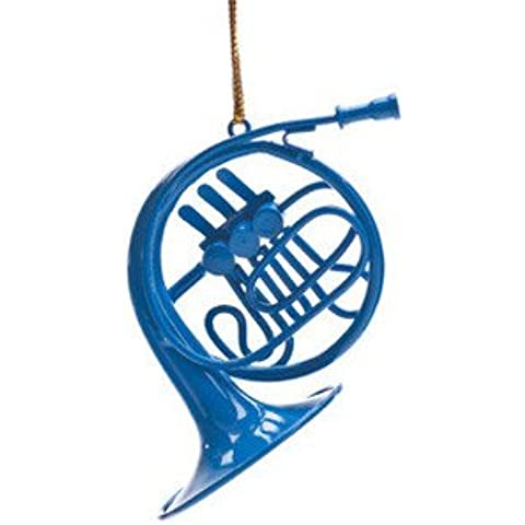 Blue French Horn Ornament inspired by How I Met Your Mother