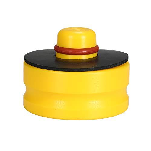 KKmoon Wagenheber Gummi Kissen Universal Gummi Auflage für Hebepunkte Jack Pad Werkzeug Chassis für Tesla Model 3