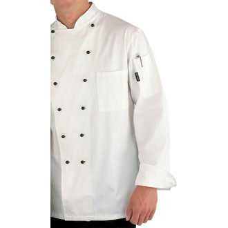 Double Breasted Taste (Winware Marche Chef Jacket (Long Sleeve))